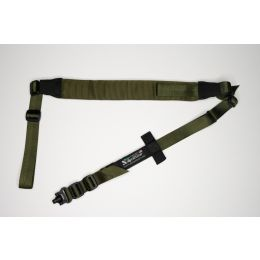 Two Point Sling w/ Padding (OD Green)