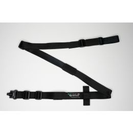 Two Point Sling w/o Padding (Black)
