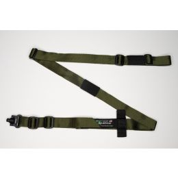 Two Point Sling w/o Pad (OD Green)