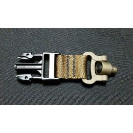 QD Lead with ALG Forged Sling Swivel (FSS) for use with receiver end plates with QD attachment